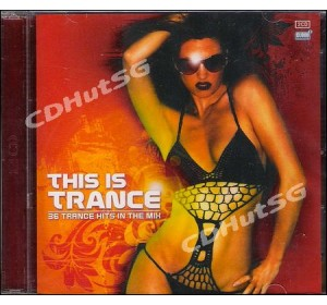 THIS IS TRANCE : 2CD 36 Trance Hits In the Mix
